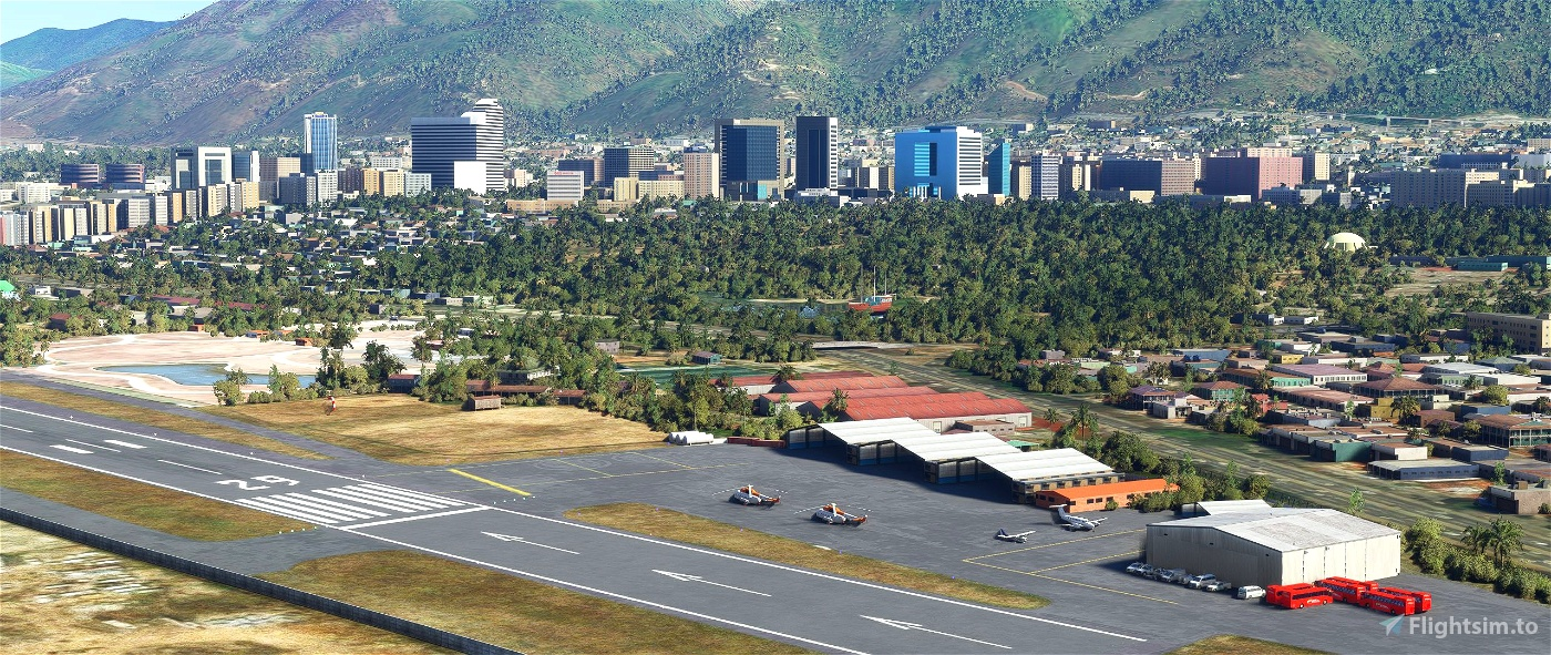 SVFM - Base Aérea Generalísimo Francisco de Miranda (La Carlota)