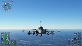 Dassault Rafale M Microsoft Flight Simulator