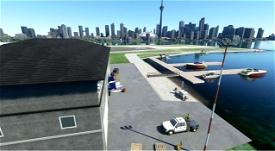 Toronto Harbour Air Microsoft Flight Simulator