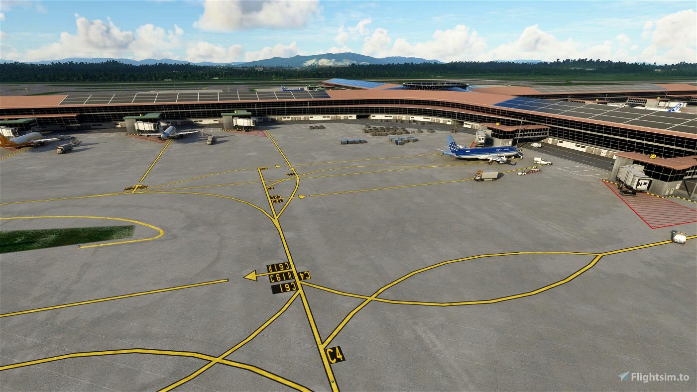 WMKK KLIA (Kuala Lumpur International Airport) Freeware Edition