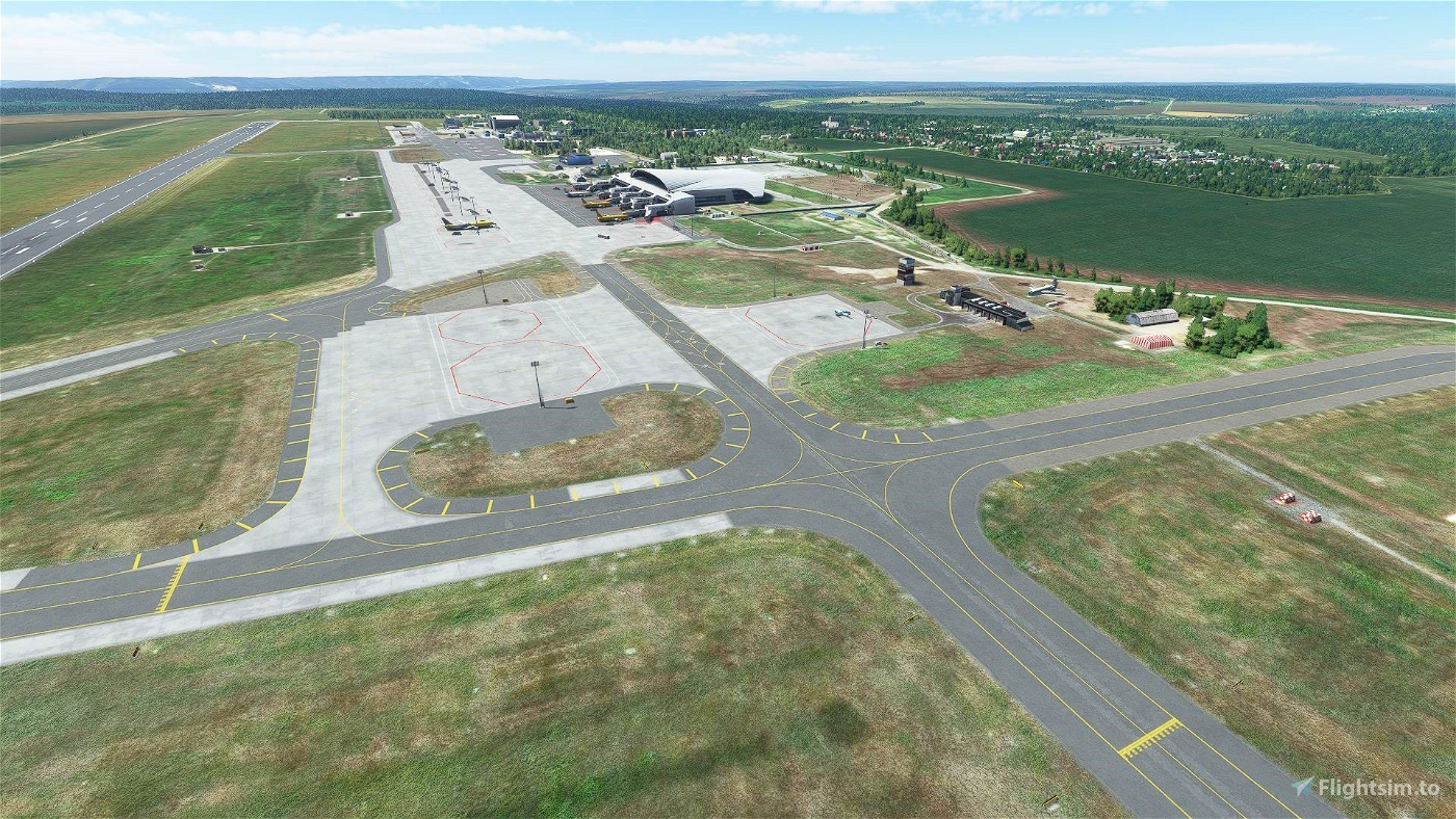UWWW - Kurumoch International Airport - Samara
