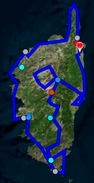Corsica Bush Trip
