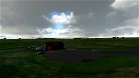 EGEL Coll Aerodrome Microsoft Flight Simulator