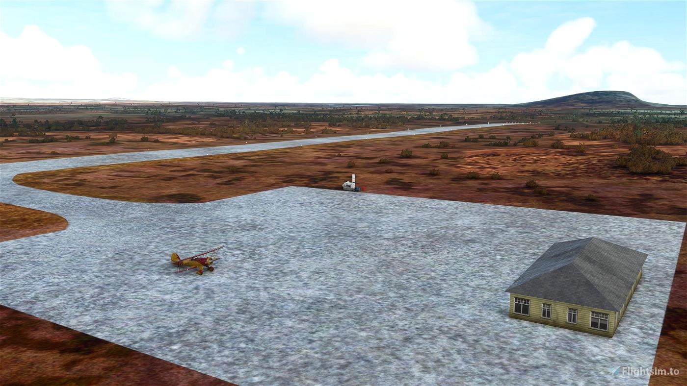 CYCY Created for FSE Microsoft Flight Simulator