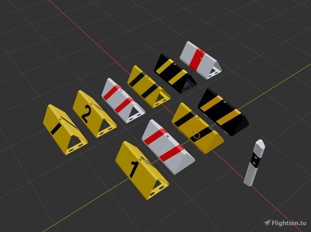 EDHK Lights & Objects Developers Pack (Asset-Pack)
