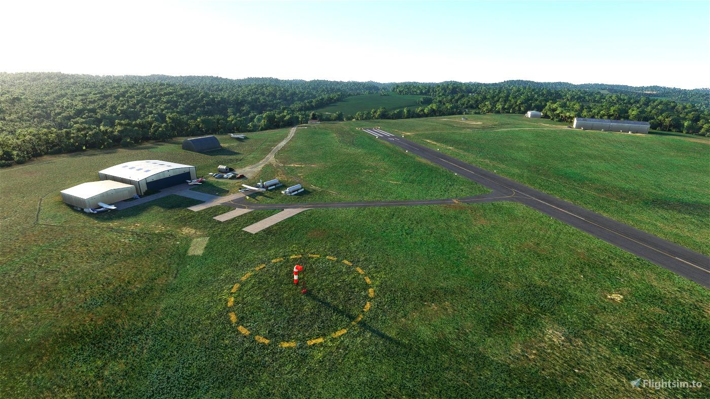 (6P7) McVille Airport