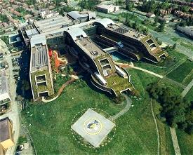 Alder Hey Children's Hospital & Helipad   Liverpool, UK Microsoft Flight Simulator