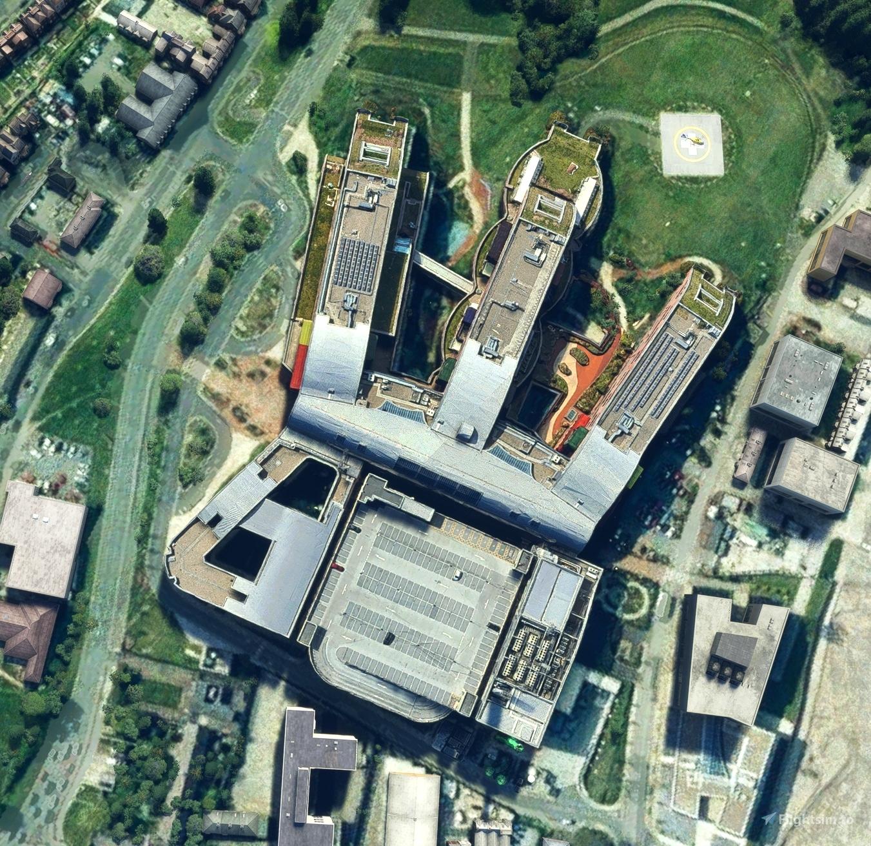 Alder Hey Children's Hospital & Helipad   Liverpool, UK