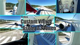 Asobo A320neo - Custom Views Microsoft Flight Simulator