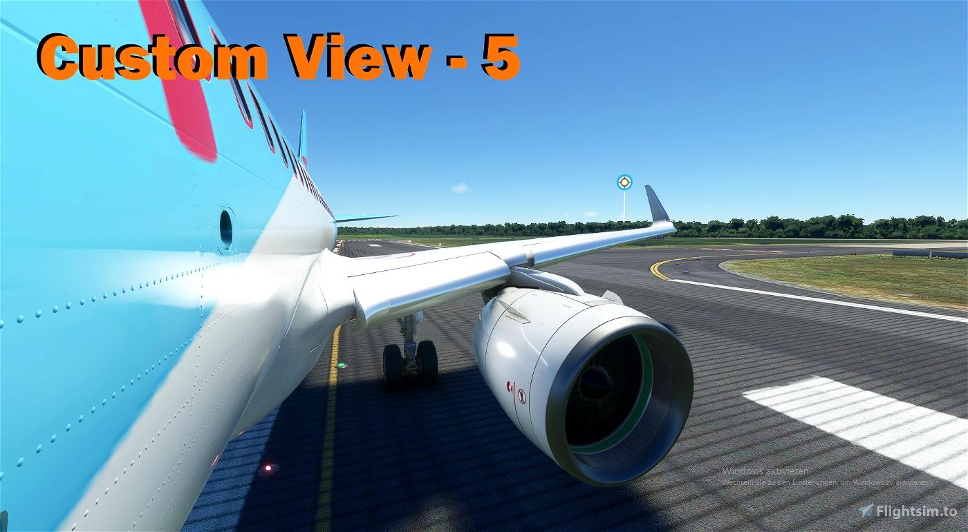 Asobo A320neo - Custom Views