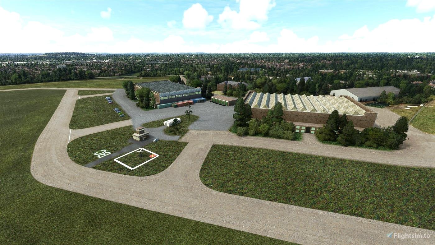Bicester Airfield - EGDD