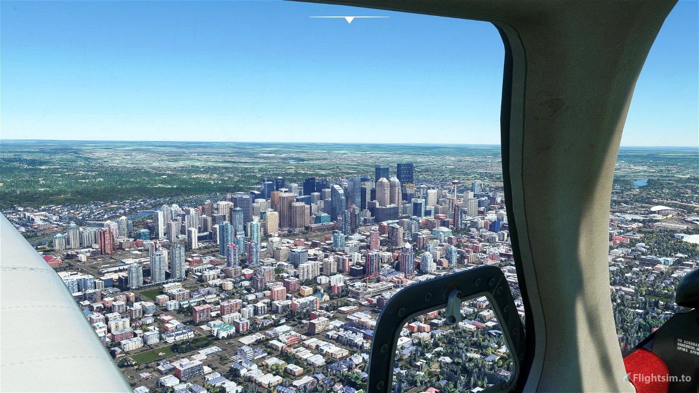 Calgary downtown photogrammetry
