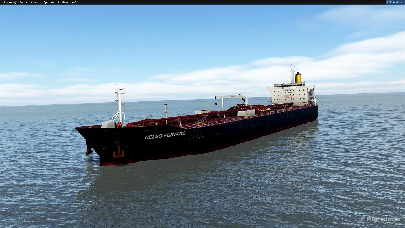 Controllable Ships Fleet