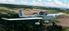 Aviation Academy Austria - DV20 & DA40NG Microsoft Flight Simulator