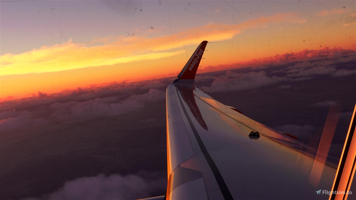 [A32NX] Easyjet A320 neo G-UZHA 8K