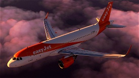 [A32NX] Easyjet A320 neo G-UZHN 8K Microsoft Flight Simulator