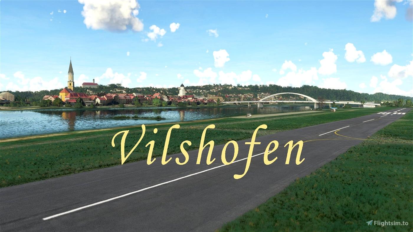 [EDMV] - Vilshofen Airport, Germany Microsoft Flight Simulator