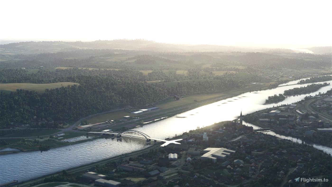 [EDMV] - Vilshofen Airport, Germany