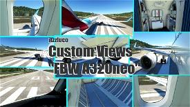 FBW A320neo - Custom Views Microsoft Flight Simulator