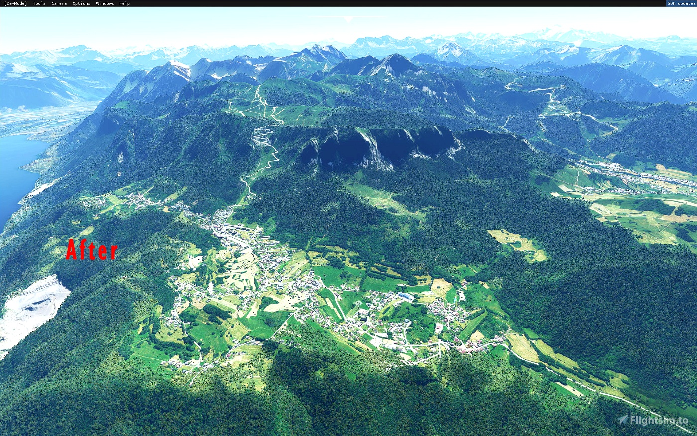 French Alps - Department of Haute-Savoie (74) 1.0.0 (4)