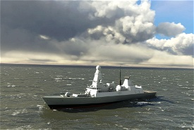 Global AI Ship Traffic MSFS V2 Microsoft Flight Simulator