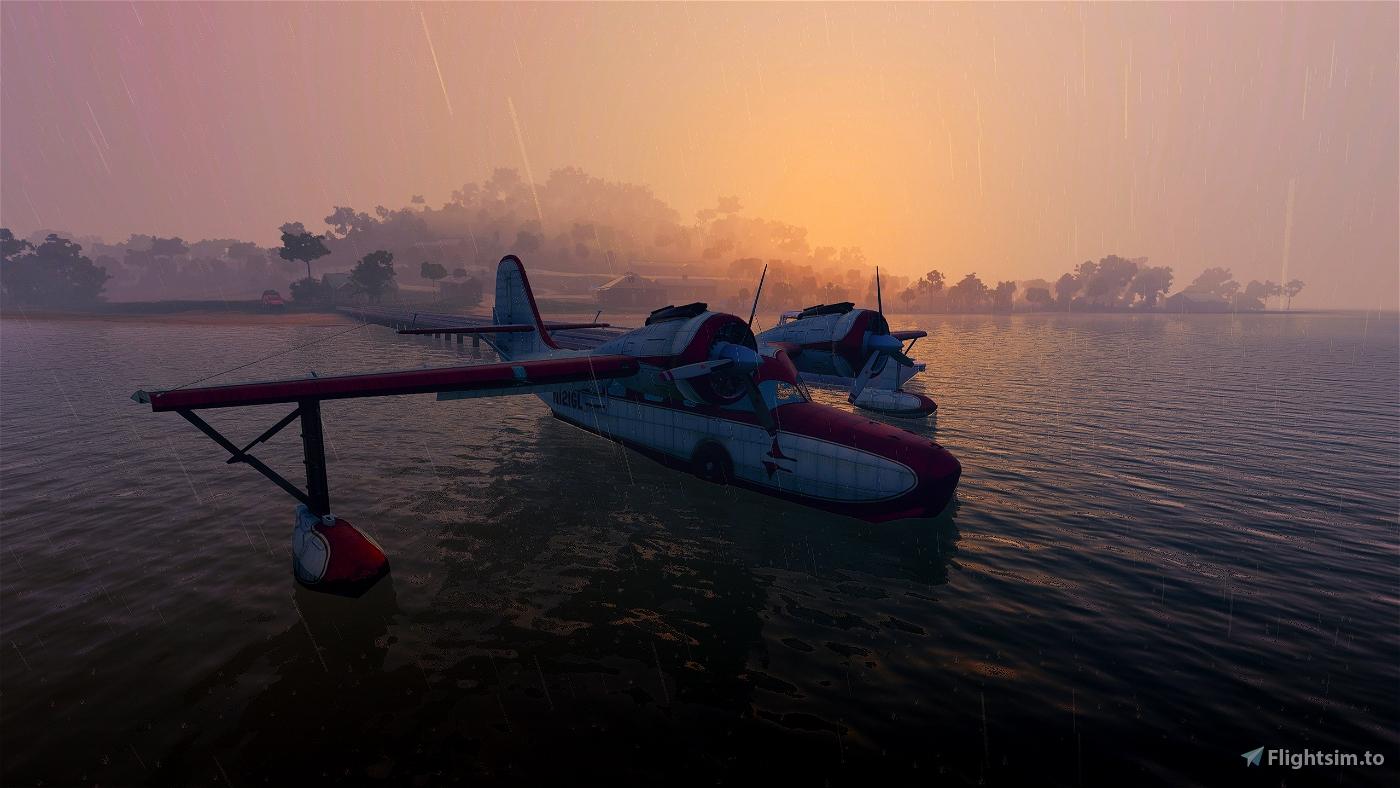 Grumman Goose G21A Redux II