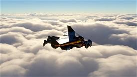 "Jetpack JW1 ""SkyTraveler"" Microsoft Flight Simulator"