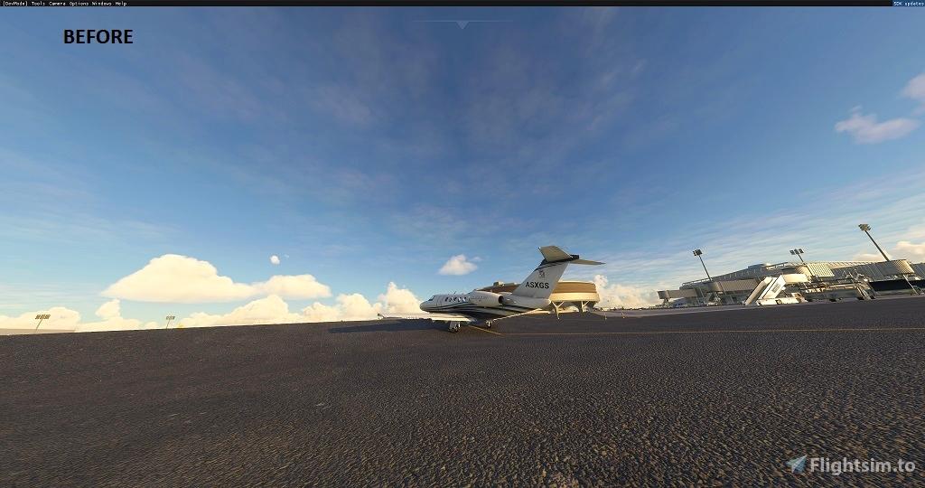 LFPG terrain fix
