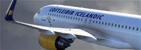 [A32NX] LOFTLEIDIR ICELANDIC TF-FIS 8K Microsoft Flight Simulator