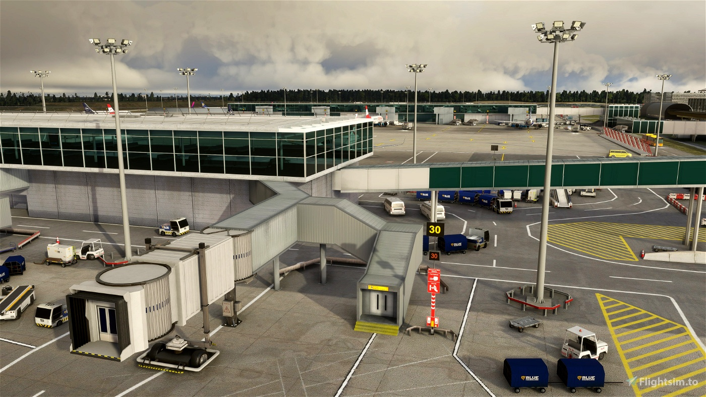 London Stansted Airport (EGSS)
