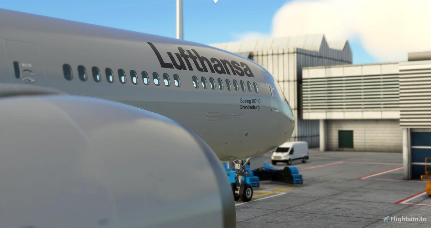 [Ultra] Lufthansa 787-10