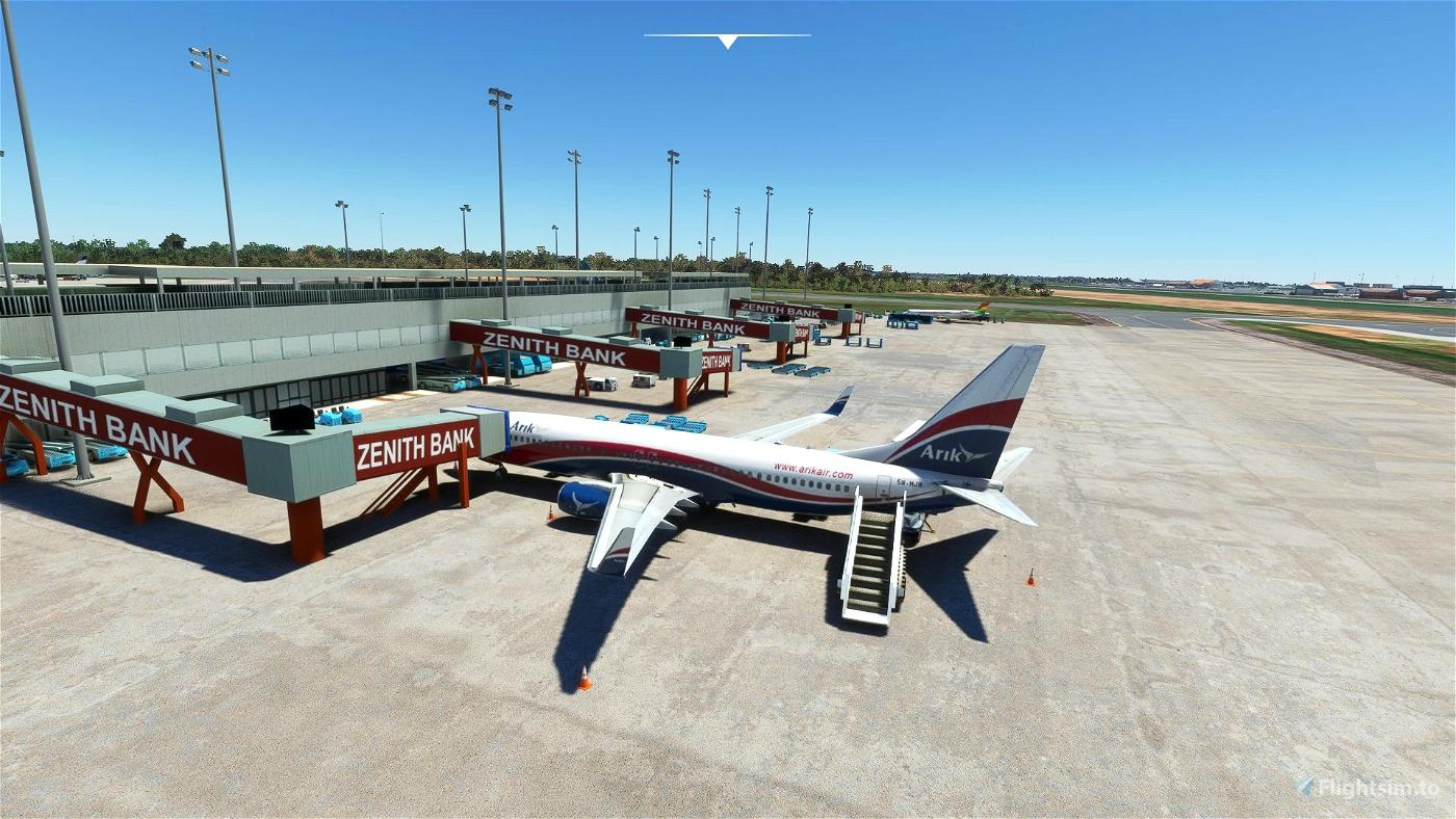 Murtala Muhammed International Airport. Lagos [DNMM] V2.0