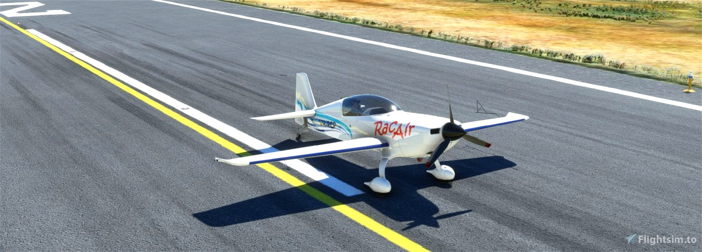 RacAir Livery for Extra 330LT