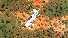 RacAir Livery for Extra 330LT Microsoft Flight Simulator