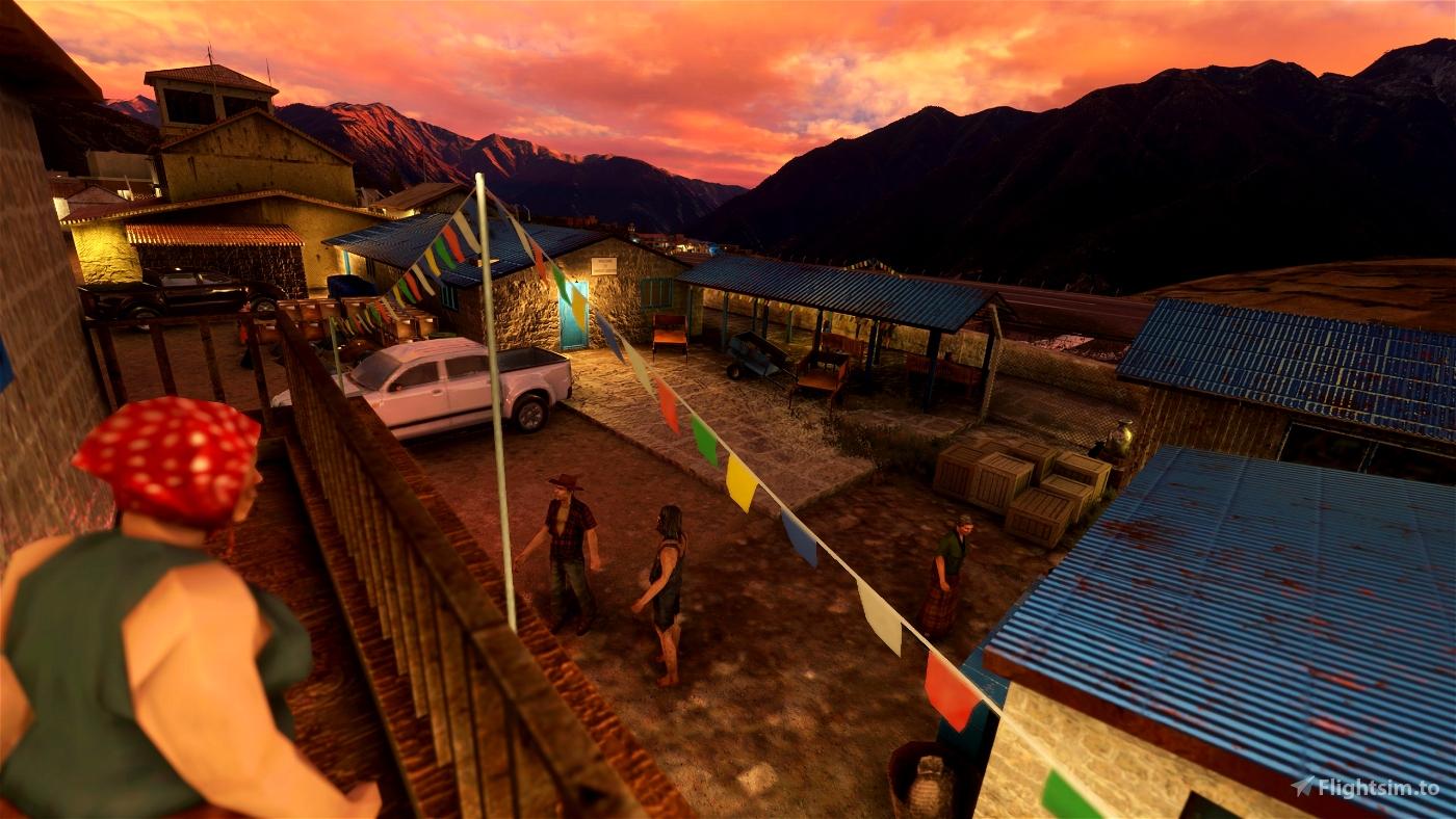 Simikot Airport VNST (Nepal)  v1.4