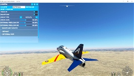 T45 Yellow Ace Microsoft Flight Simulator