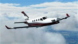 TBM930 N525WG Microsoft Flight Simulator