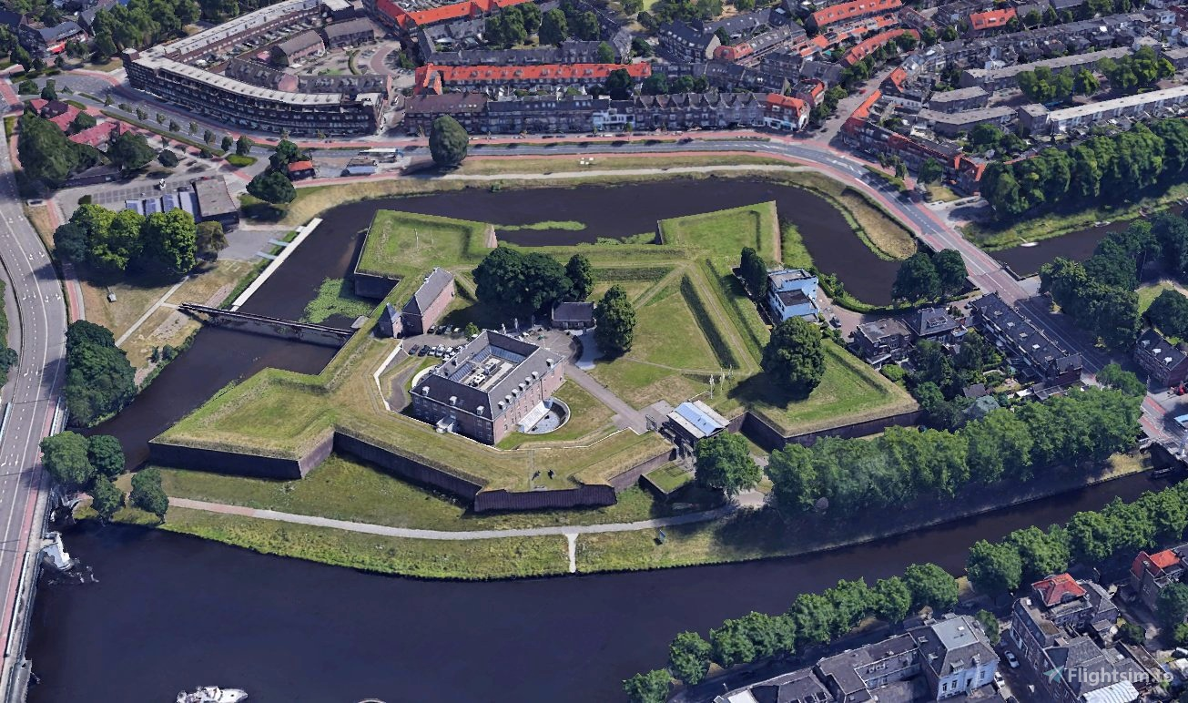 The Dutch Water Defence Lines
