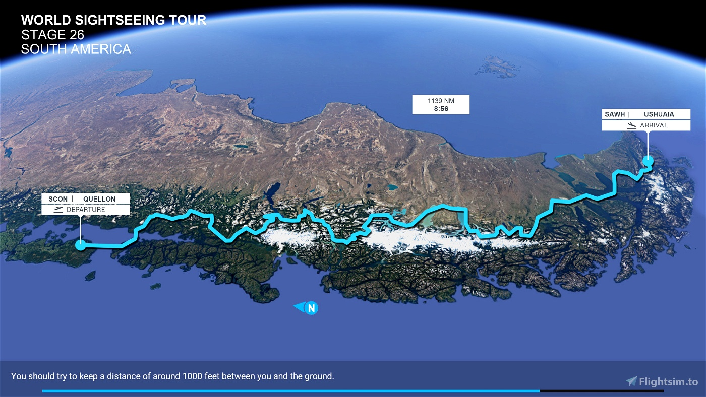 World Sightseeing Tour - Bush Trips Part 3