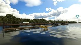 1FL5 West Bay Creek, West Bay, Floriday, USA Microsoft Flight Simulator