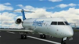 [8K] Skywest VH-FNT Microsoft Flight Simulator