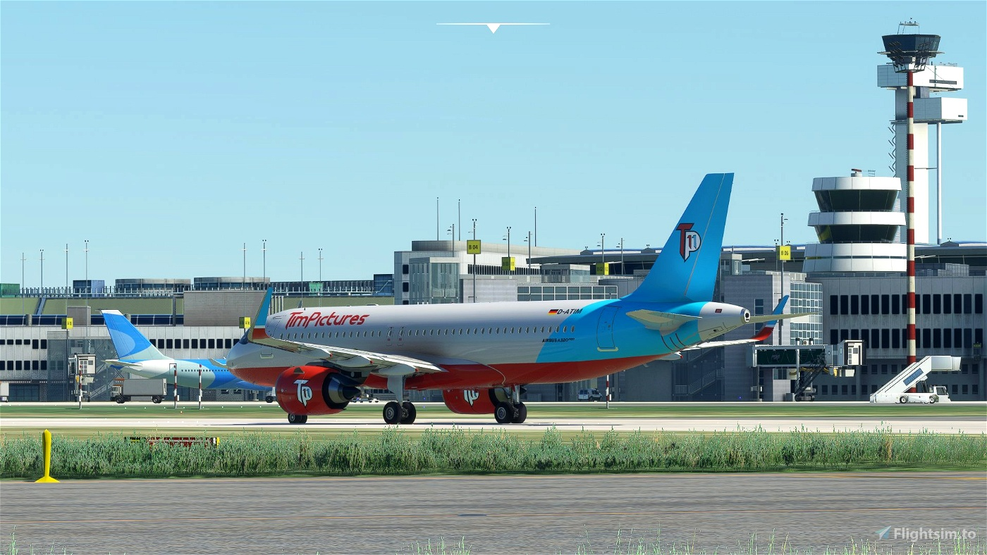 A320Neo[FBW A32NX] TimPictures Airways - 11 Jahre