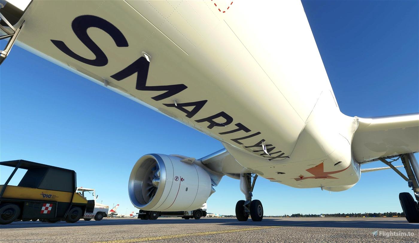 [A32NX] Smartlynx Airlines Estonia ES-SAM