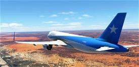 [A32NX] - Somali Airlines [8K Fictional] Microsoft Flight Simulator