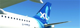 Airbus A320neo XL Airways Microsoft Flight Simulator