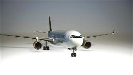 Airbus A330-300P2F HA-LHU - Hungarian Government - Hungarian Air Cargo Livery [8K] Microsoft Flight Simulator