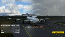 Asobo 747-8i Thai Star Alliance [No mirroring] Microsoft Flight Simulator