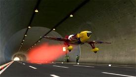 Çatalca Tunnels Challenge, Turkey Dario Costa Red Bull World Record Flight Microsoft Flight Simulator
