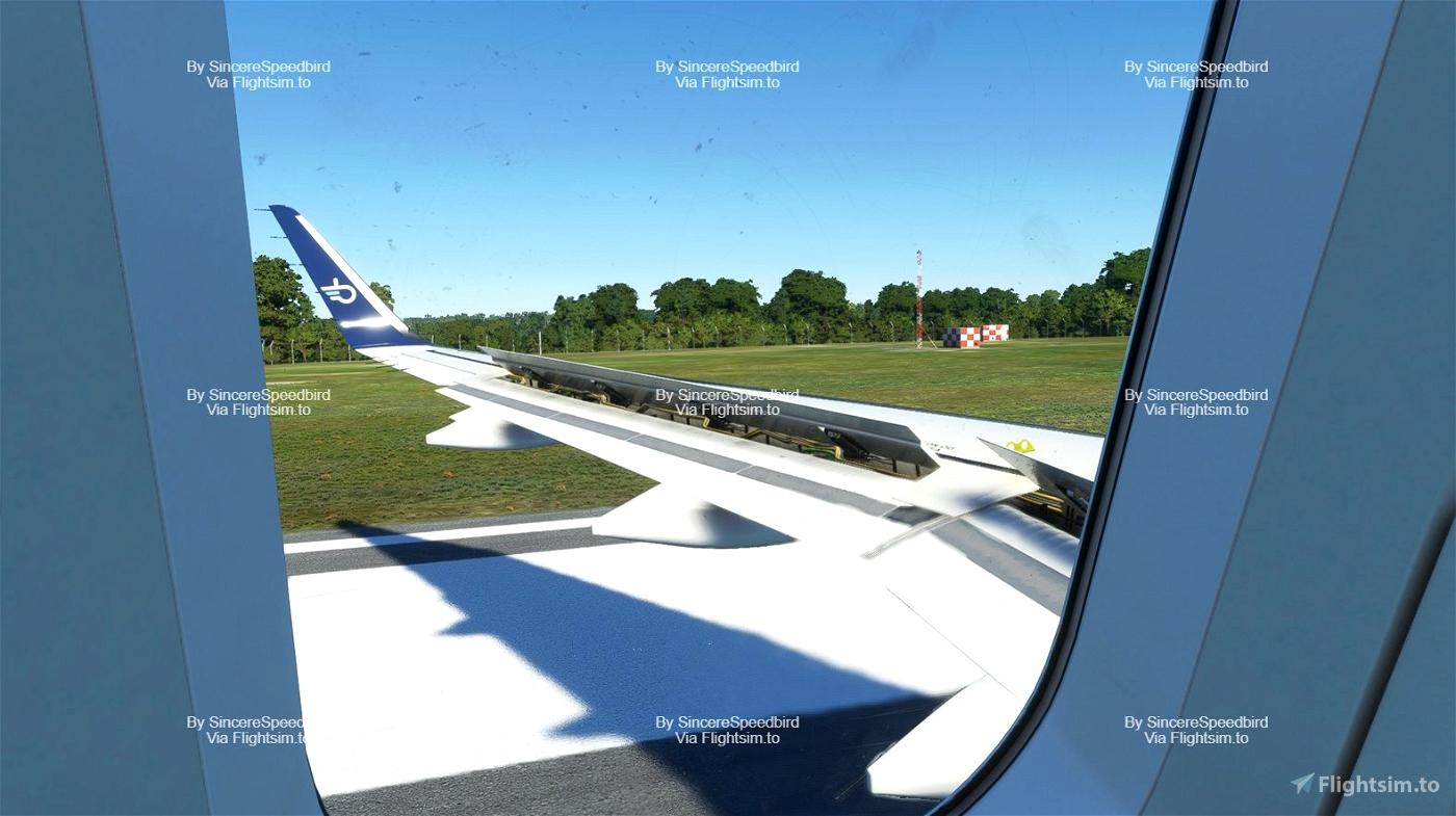 Blue Islands | FBW A32NX [Fictional]