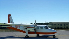 BN2A Tropic Air N296TA Request Microsoft Flight Simulator